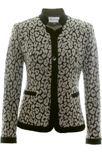 Click to see:Beige and Black Jacket Style: 44481