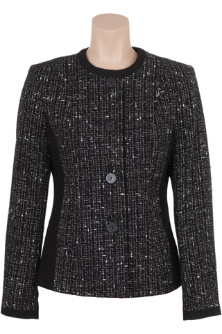 Click for larger image of: Black Jacket Style: 44456