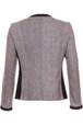 Mouseover to see larger image of: Grey & Black Tweed Jacket Style: 44456