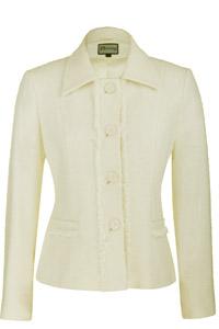 Click to see:Light Cream Fringe Jacket Style: 44464
