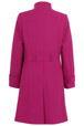 Mouseover to see larger image of: Magenta Coat 3/4 Style: 44463