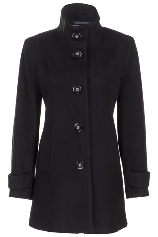 Click for larger image of: Black Coat Style: 44397