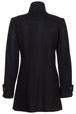 Mouseover to see larger image of: Black Coat Style: 44397