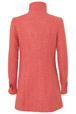 Mouseover to see larger image of: Coral Pink Coat Style: 44397