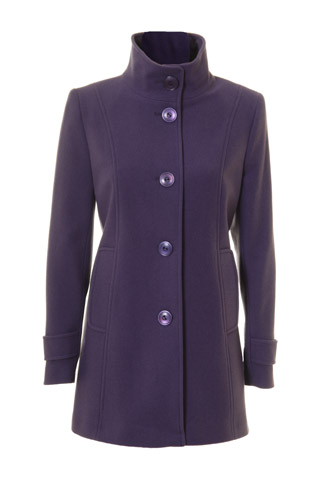 Click for larger image of: Purple Coat Style: 44397