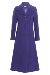 Click to see:Purple Long Coat Style: 44441
