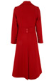 Mouseover to see larger image of: Red Long Coat Style: 44441