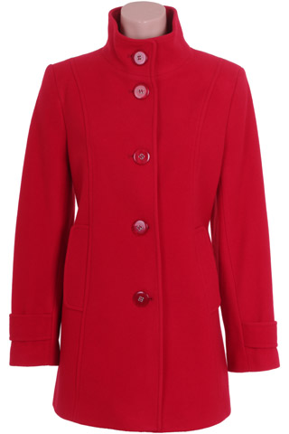 Click for larger image of: Red Coat Style: 44397