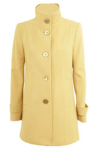 Click for larger image of: Yellow Coat Style: 44397
