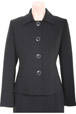 Mouseover to see larger image of: Black Short Jacket Style: 44384