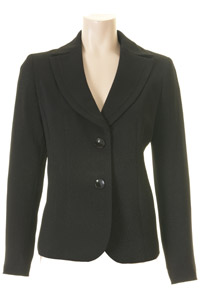 Click to see:Black Sparkle Jacket Style: 44427