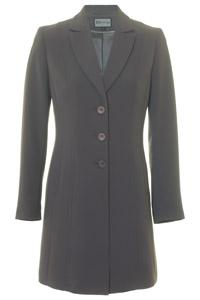 Click to see:Dark Grey Long Jacket Style: 44380