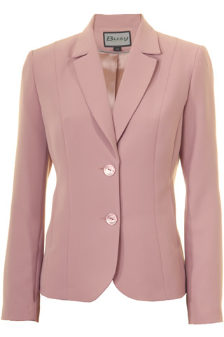 Click for larger image of: Dusty Pink Jacket Style: 44470