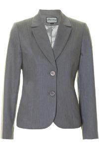 Click to see:Grey Melange Jacket Style: 44470