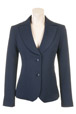 Mouseover to see larger image of: Navy Skirt Suit Style: 44427 / 44420