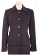 Mouseover to see larger image of: Dark Purple Short Jacket Style: 44384