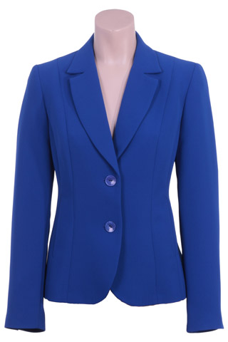 Click for larger image of: Royal Blue Jacket Style: 44470
