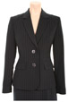 Mouseover to see larger image of: Stripe Black Jacket Style: 44385