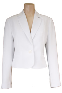 Click to see:White Short Jacket Style: 44410