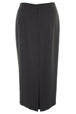 Mouseover to see larger image of: Black Long Skirt Style: 44330