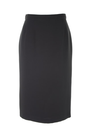 Click for larger image of: Black Pencil Skirt Style: 44350