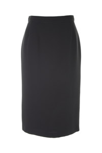 Click to see:Black Pencil Skirt Style: 44350
