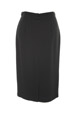 Mouseover to see larger image of: Black Pencil Skirt Style: 44350