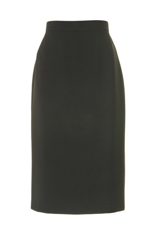 Click for larger image of: Black Sparkle Skirt Style: 44414