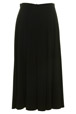 Mouseover to see larger image of: Black Flared Skirt Style: 44459