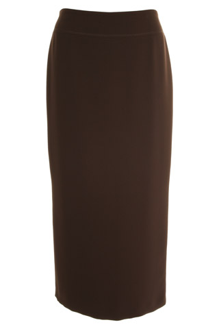 Click for larger image of: Brown Long Skirt Style: 44330