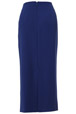 Mouseover to see larger image of: Dark Blue Long Skirt Style: 44330