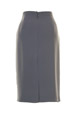 Mouseover to see larger image of: Dark Grey Pencil Skirt Style: 44350