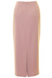 Mouseover to see larger image of: Dusty Pink Long Skirt Style: 44330