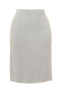 Click to see:Grey Linen Look Skirt Style: 44414L