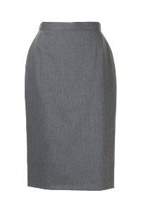 Click to see:Grey Melange Pencil Skirt Style: 44350