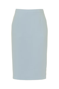 Click to see:Light Blue Pencil Skirt Style: 44350