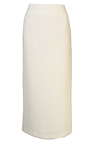 Click for larger image of: Light Cream Long Skirt Style: 44330