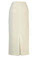 Mouseover to see larger image of: Light Cream Long Skirt Style: 44330