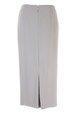Mouseover to see larger image of: Silver Grey Long Skirt Style: 44330