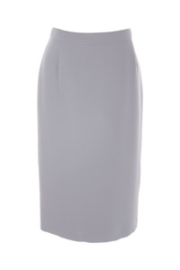 Click to see:Silver Grey Pencil Skirt Style: 44350
