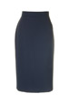 Mouseover to see larger image of: Navy Skirt Suit Style: 44427 / 44414