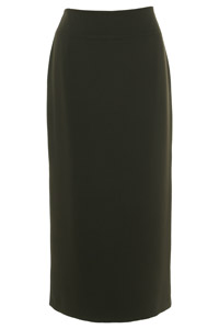 Click to see:Olive Green Long Skirt Style: 44330