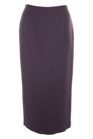 Click for larger image of: Dark Purple Long Skirt Style: 44330