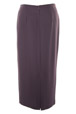 Mouseover to see larger image of: Dark Purple Long Skirt Style: 44330