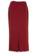 Mouseover to see larger image of: Red Long Skirt Style: 44330