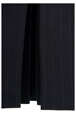 Mouseover to see larger image of: Stripe Black Long Skirt Style: 44444