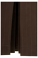 Mouseover to see larger image of: Stripe Brown Long Skirt Style: 44444