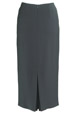 Mouseover to see larger image of: Stripe Grey Long Skirt Style: 44444