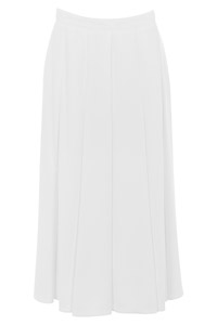 Click to see:White Flared Skirt Style: 44459