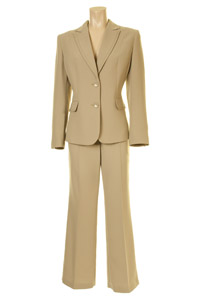 Click to see:Beige Trouser Suit Style: 44363 / 44340